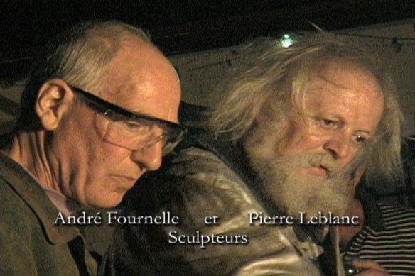 André Fournelle et Pierre Leblanc