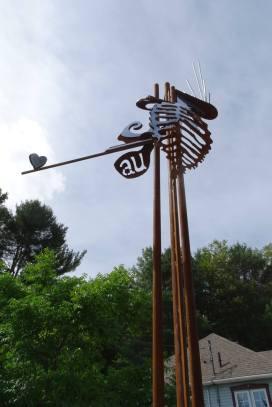Pierre Leblanc sculpteur_Hommage Tinguely_Duhamel