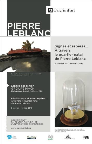 signes et reperes de pierre leblanc_centre culturel sherbrooke